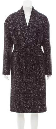 Studio Nicholson Patterned Longline Coat