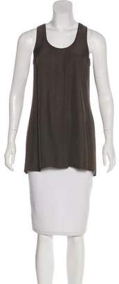 Marc by Marc Jacobs Sleeveless Scoop Neck Top
