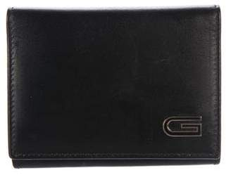 Gucci Leather Business Cardholder