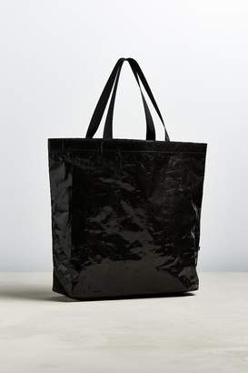 Urban Outfitters Crushed Tarp Tote Bag