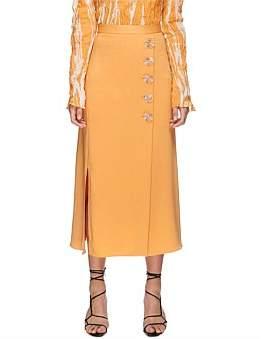 CHRISTOPHER ESBER Multi Split Resin Skirt