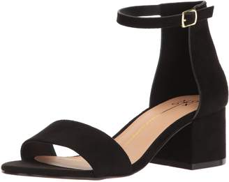 XOXO Women's Horatio Heeled Sandal