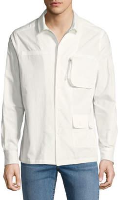 Ovadia & Sons Men's Jungle Cotton Shirt