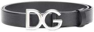 Dolce & Gabbana Millennial logo belt