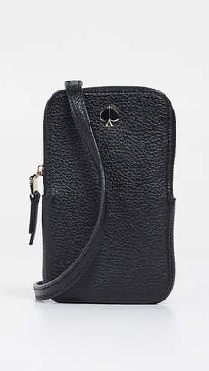 Kate Spade Polly North South Phone Crossbody Bag