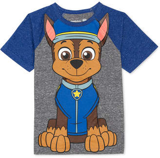 Nickelodeon Little Boys Paw Patrol Graphic-Print T-Shirt