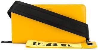 Diesel logo wallet