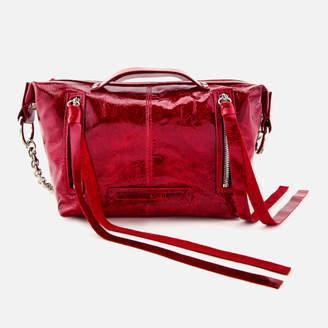 McQ Women's Mini Hobo Bag - Riot Red