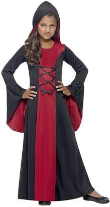 Very Halloween Girls Hooded Vampiress - Child Fancy Dress Outfit