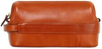 Ohba Leather Toiletry Bag