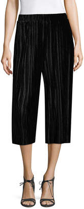 BCBGeneration Pleated Cropped Pant