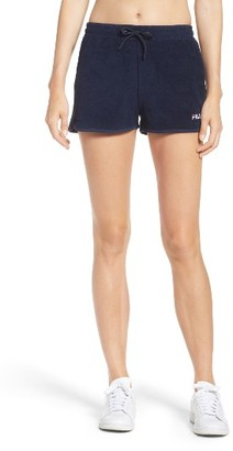 Women's Fila Follie Shorts $48 thestylecure.com