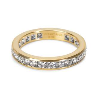 Tiffany & Co. Yellow gold ring