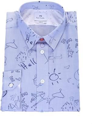 Paul Smith Slim Fit cotton shirt