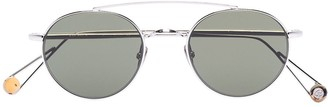 AHLEM Bastille double-bridge sunglasses