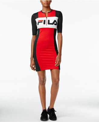 Fila Colorblocked Dress $70 thestylecure.com