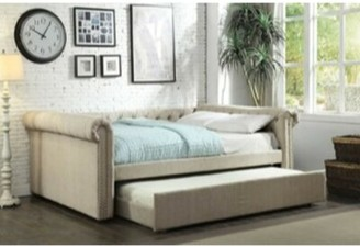 Canora Grey Oslo Daybed with Trundle Canora Grey