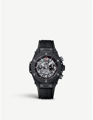 Hublot 411.CI.1170.RX big bang unico black magic watch