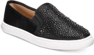 INC International Concepts Inc Little & Big Girls Sammee Slip-On Sneakers, Women Shoes