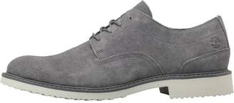 Timberland Mens Brook Park Light Oxford Shoes Graphite