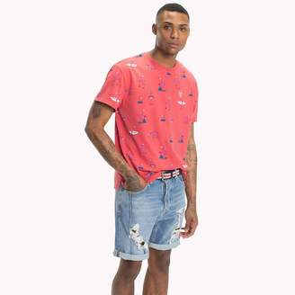 Tommy Hilfiger Flamingo Print T-Shirt