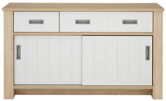 Consort Furniture Limited Gemini Ready Assembled Large Sideboard