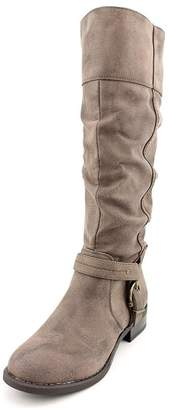 White Mountain Lefty Womens Size 7.5 Brown Fashion Knee-High Boots
