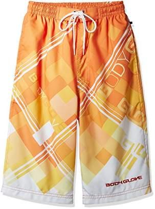 Body Glove (ボディー グローヴ) - (ボディグローヴ) Body Glove ボーイズ サーフパンツ フルロング 2203113 021 オレンジ 130