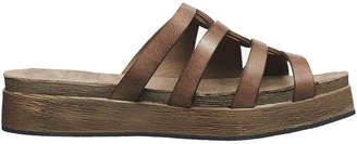 Antelope 212 Leather Platform Sandal