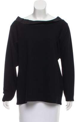 Chloé Long Sleeve Wool Top