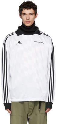 Gosha Rubchinskiy White adidas Originals Edition Jersey T-Shirt