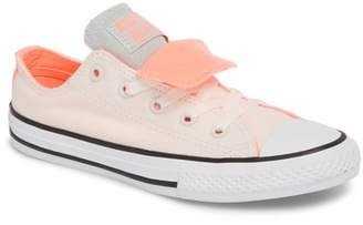 Converse Chuck Taylor(R) All Star(R) Double Tongue Sneaker (Baby, Little Kid & Big Kid)