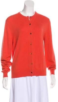 TSE Cashmere Button-Up Sweater