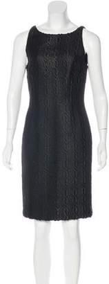 Giambattista Valli Wool & Silk Dress