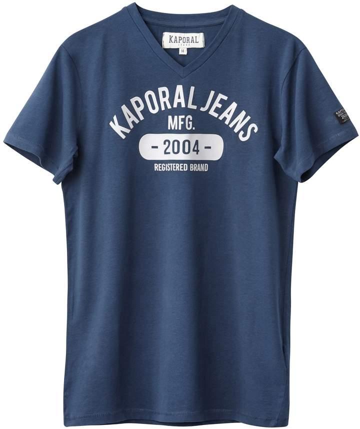 5 Short-Sleeved Crew Neck T-Shirt