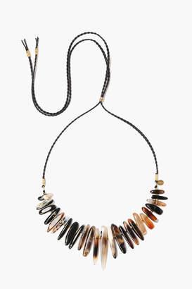 Chan Luu Black Mix Necklace
