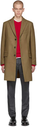 Harmony Brown Magnus Coat