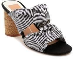 Dolce Vita Jene Striped Sandals