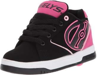 Heelys Propel 2.0 Black/Brown Gum Ankle-High Skateboarding Shoe - 4M