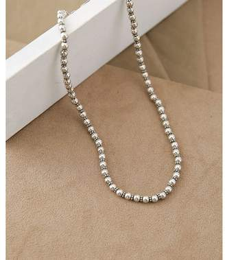 Nano・universe (ナノ ユニバース) - ナノ・ユニバース on the sunny side of the street/別注Sml Metal Pearl Beads Choker