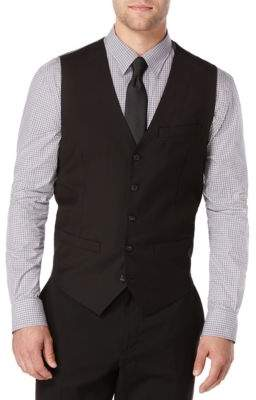 Perry Ellis Big and Tall Suit Vest