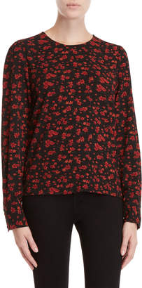 Vero Moda Sandy Long Sleeve Blouse