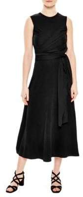 Sandro Trudy Midi Dress