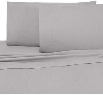 Izod Chambray 300 Thread Count 3-Pc. Twin Sheet Set Bedding
