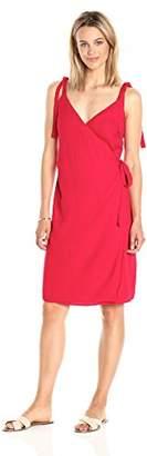 Paris Sunday Women's Sleeveless Wrap Dress