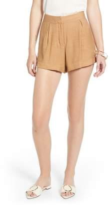 Something Navy Drapey Shorts