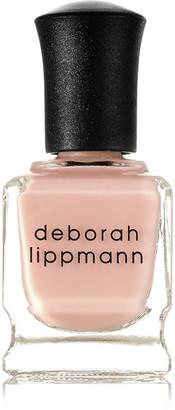 Deborah Lippmann - Nail Polish - Naked $18 thestylecure.com