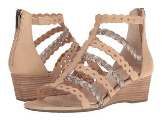 Rockport Total Motion 55mm Wedge Gladiator Sandal Women's Wedge Shoes
