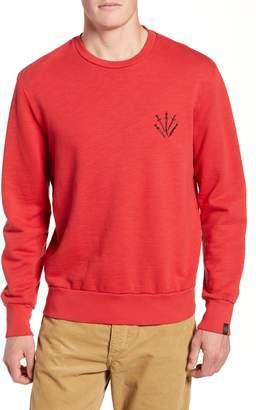 Rag & Bone Five Daggers Embroidered Sweatshirt