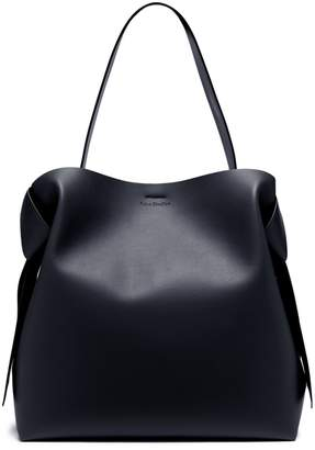 Acne Studios 'Musubi' knot strap large leather tote